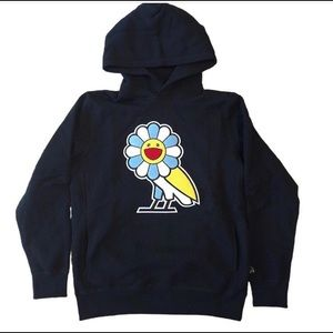 limited edition AUTHENTIC OVO X MURAKAMI hoodie